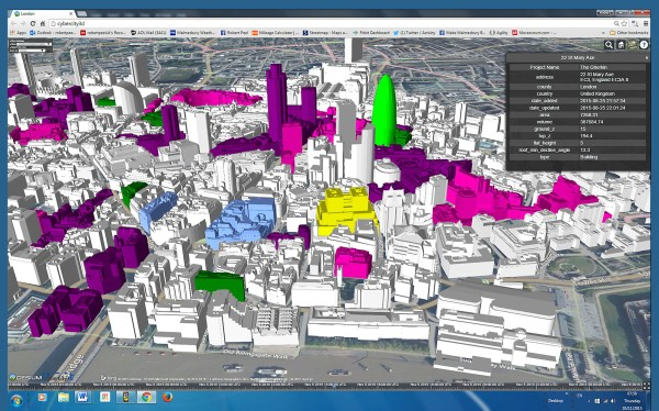 City Information Modeling